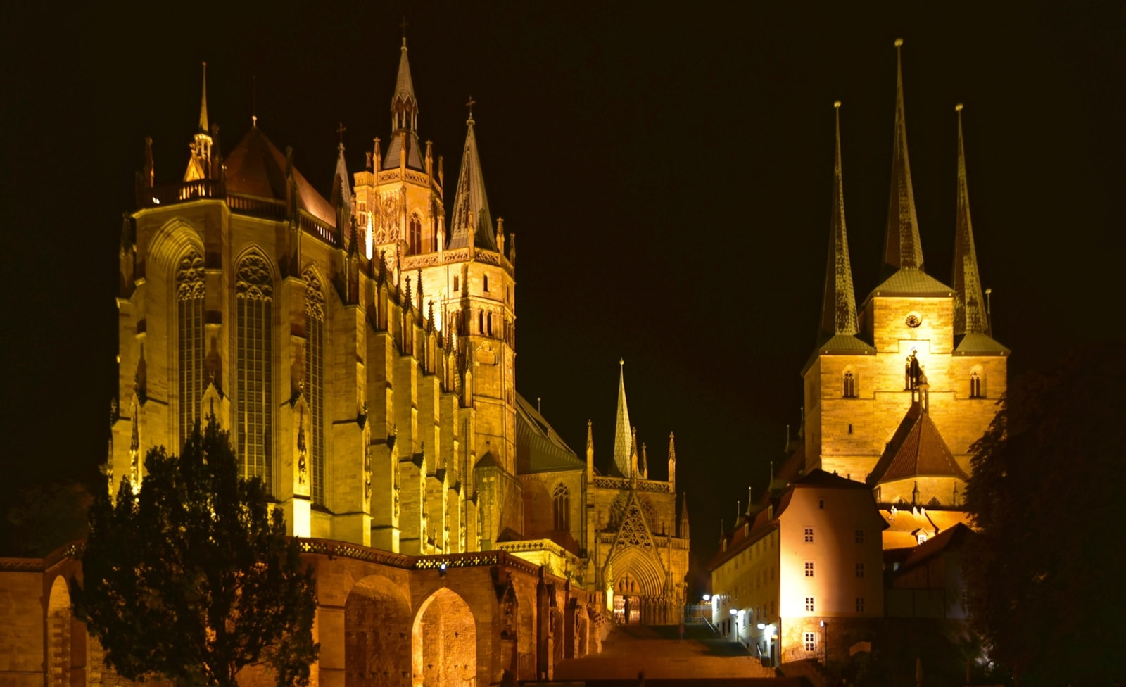 Kirche in Erfurt