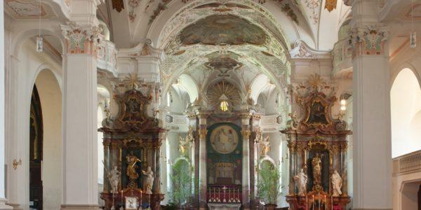Erzabtei Beuron Klosterkirche