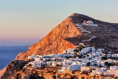 Folegandros Griechenland