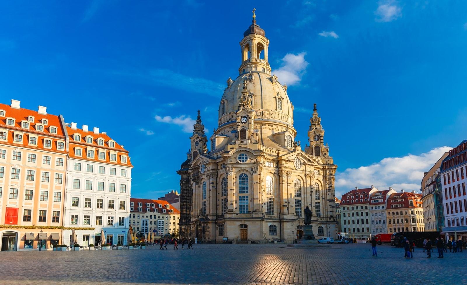 Kirche in Dresden