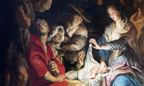 Geburt Christi Rubens