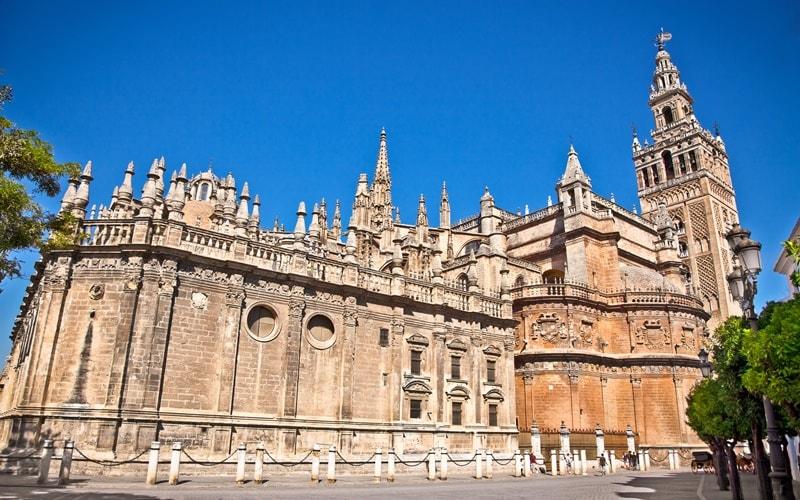 Giralda & Kathedrale von Sevilla