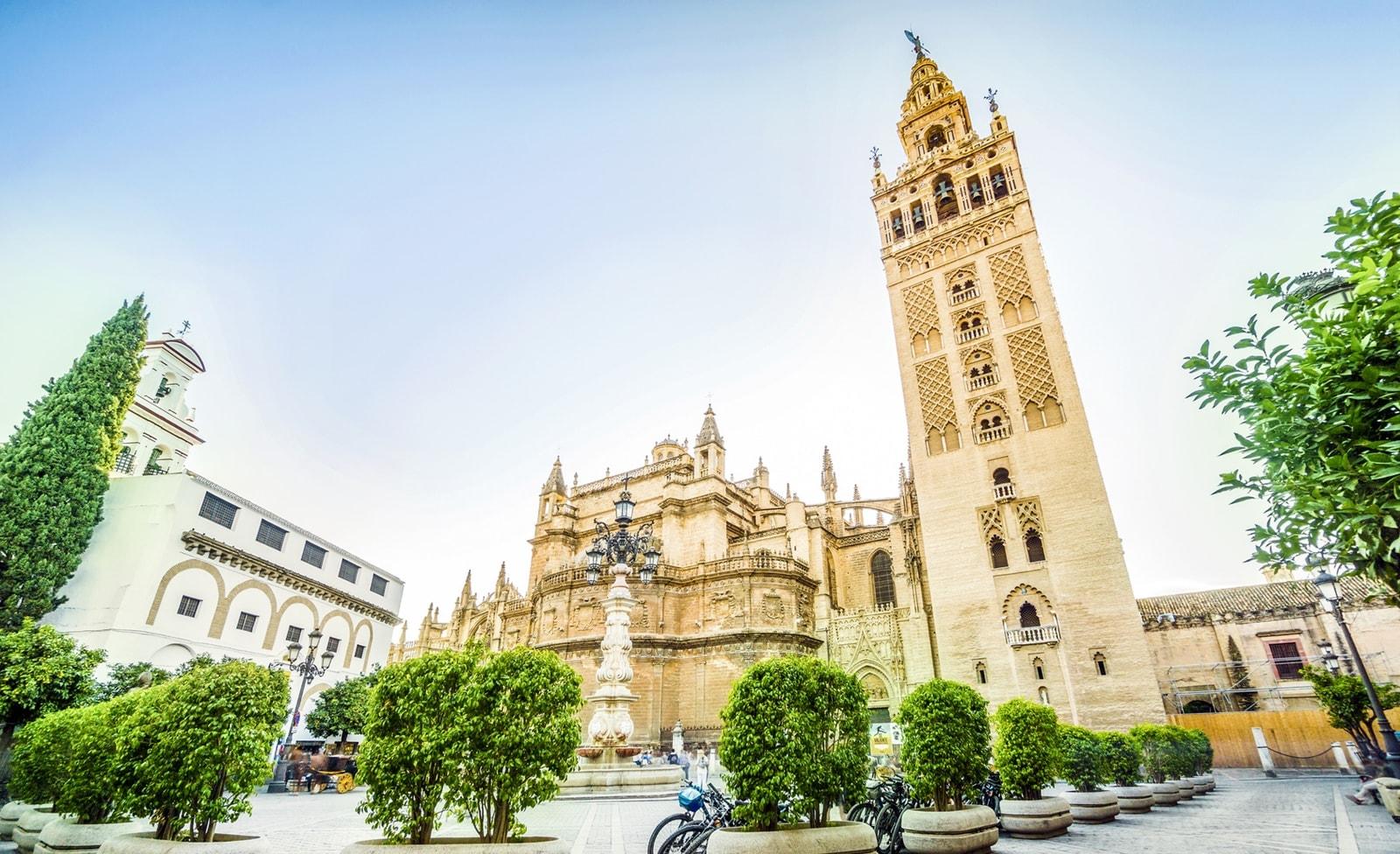 Giralda von Sevilla