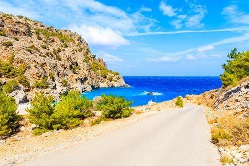 Karpathos Griechenland