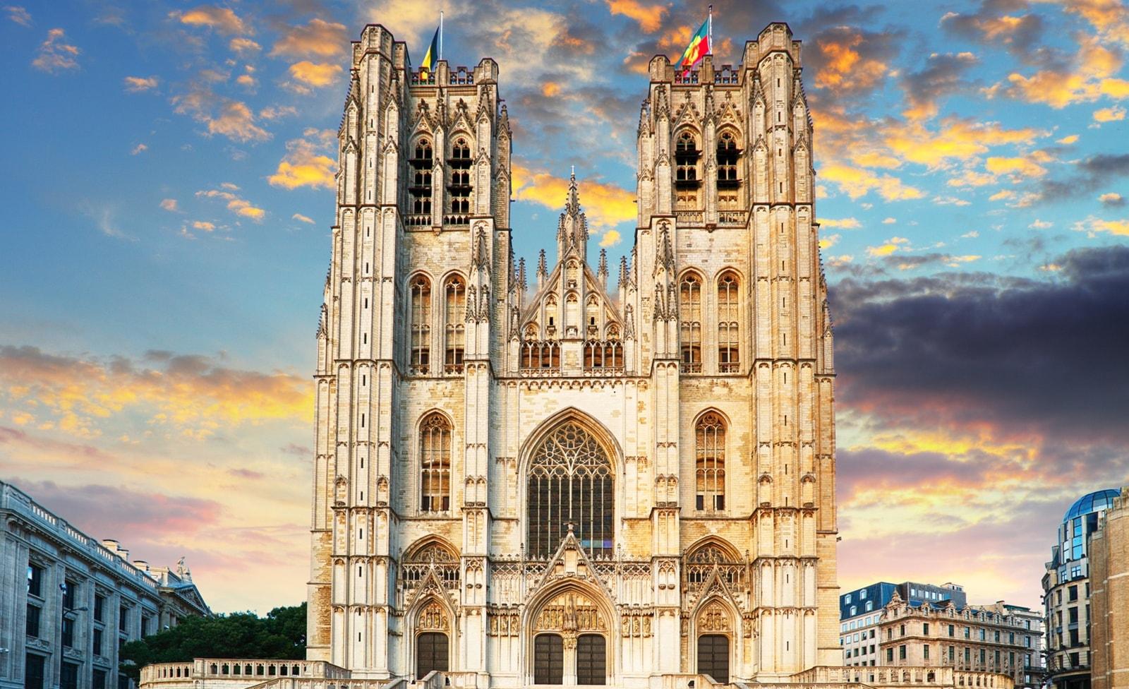 Kirche in Brüssel
