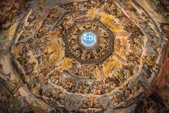 Kathedrale von Florenz Kuppel
