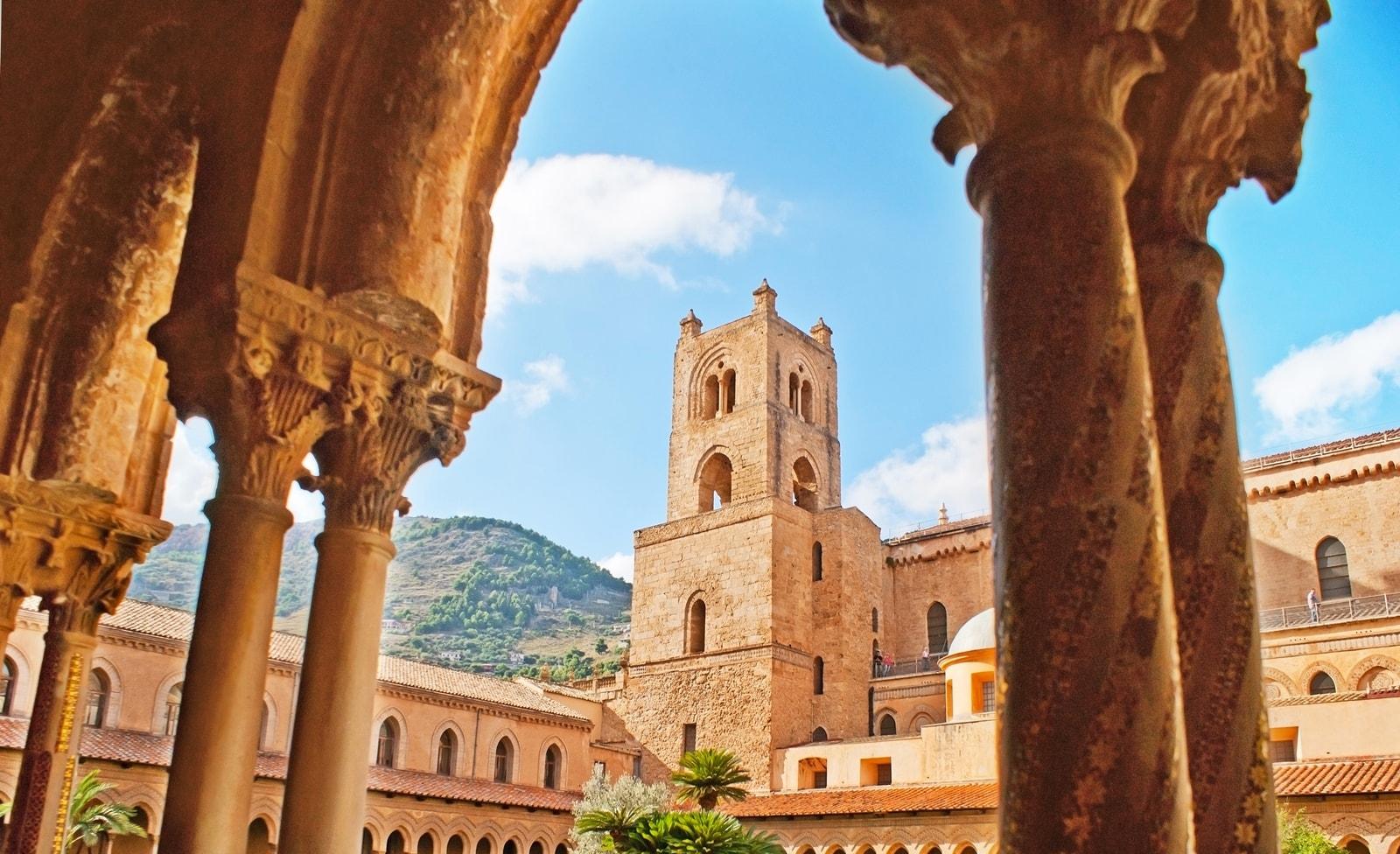Kathedrale von Monreale in Palermo