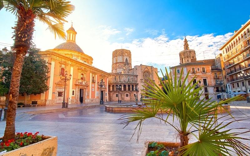 Kathedrale zu Valencia