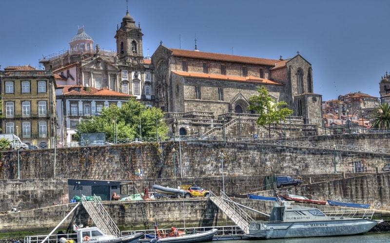 Kirche São Francisco