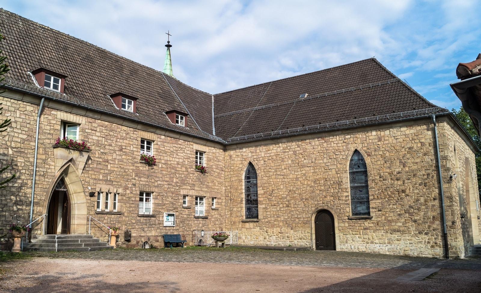 Kloster im Saarland
