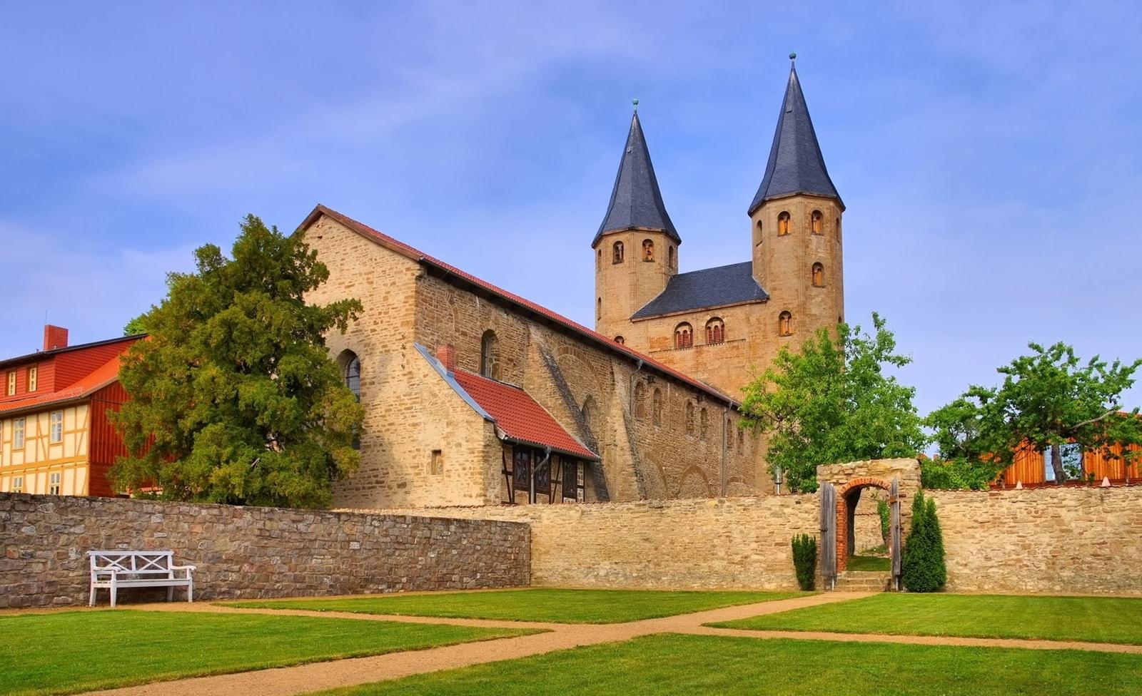 Das Sind Die 14 Schonsten Kloster In Deutschland 2020