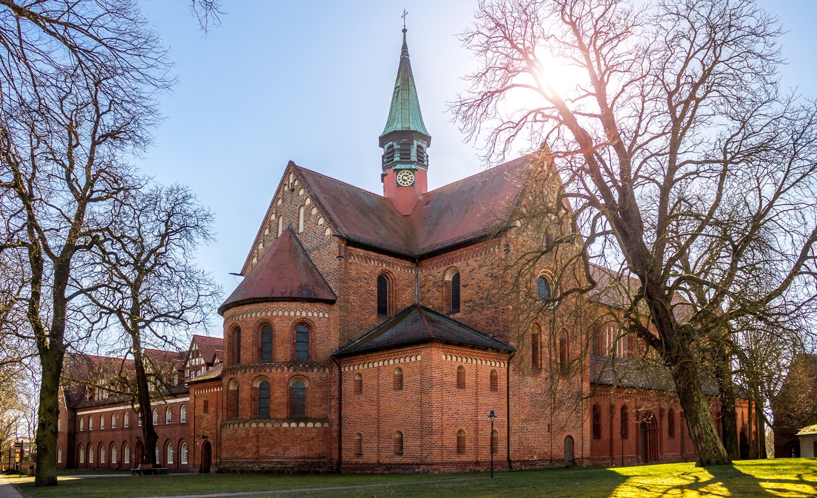 Ehemaliges Kloster in Brandenburg
