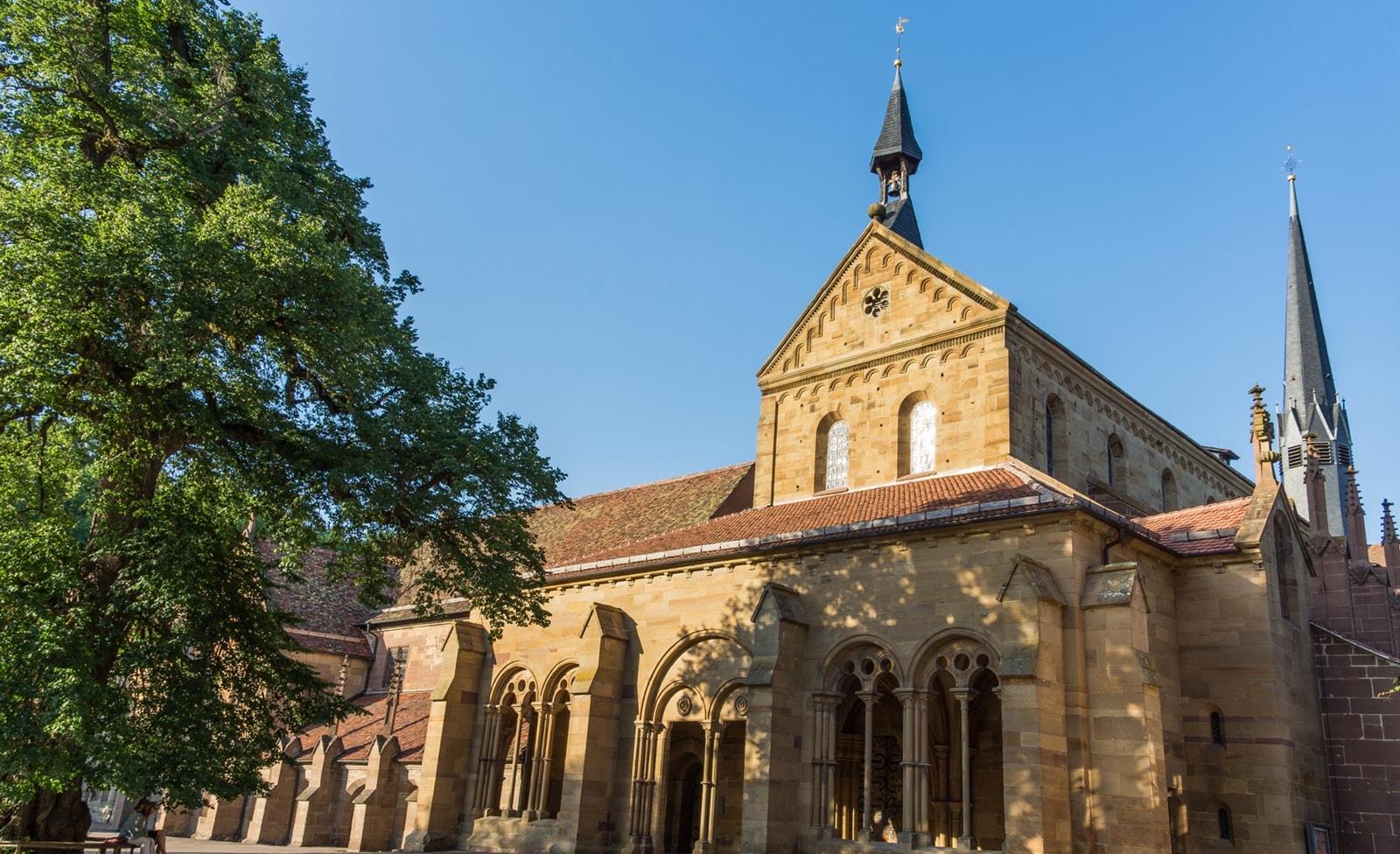Ehemaliges Kloster in Baden-Württemberg