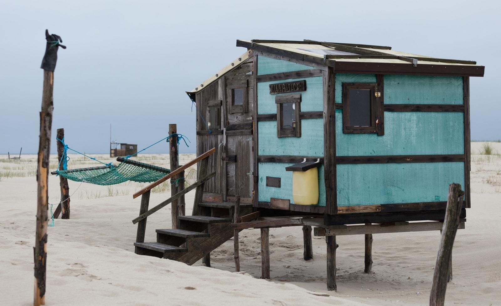 Strandhütte Amrum