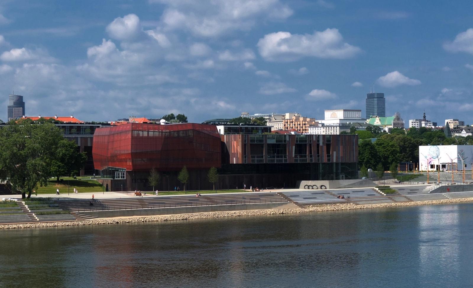 Wisschenschaftszentrum Warschau