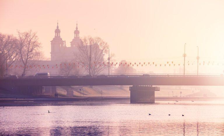 Stadtansicht Krakau