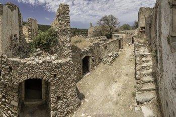 Kythira Ruinen