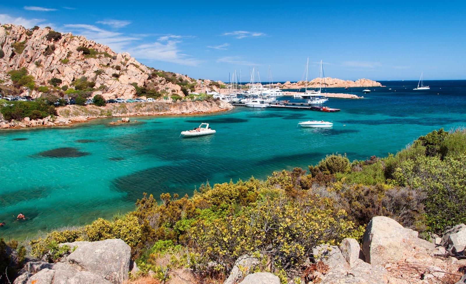 Archipel Sardinien