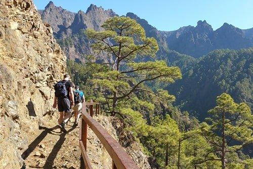 Nationalpark Caldera de Taburiente