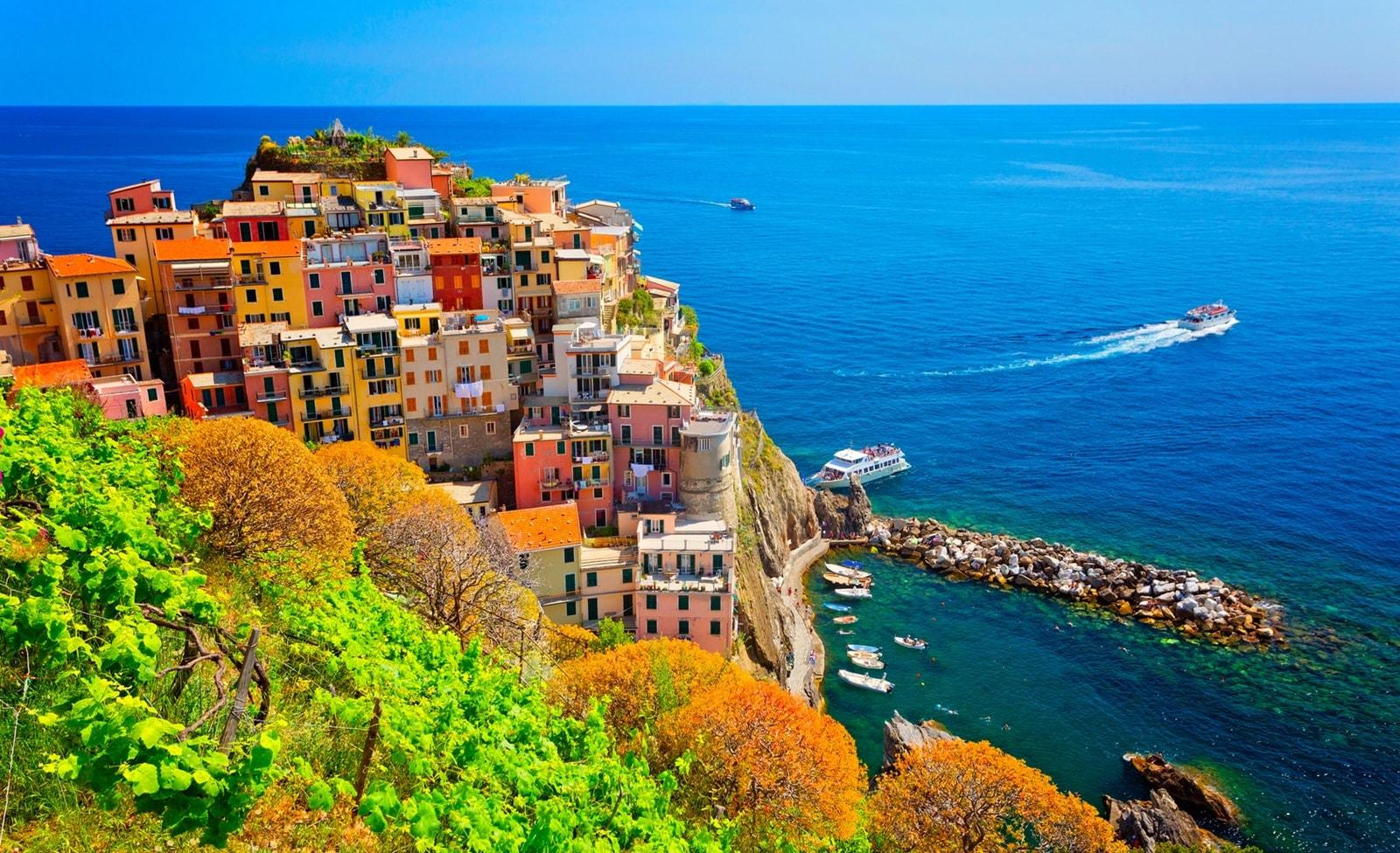 Nationalpark Cinque Terre