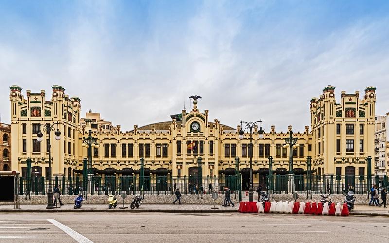 Nordbahnhof Valencia