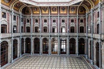 Palacio da Bolsa innen