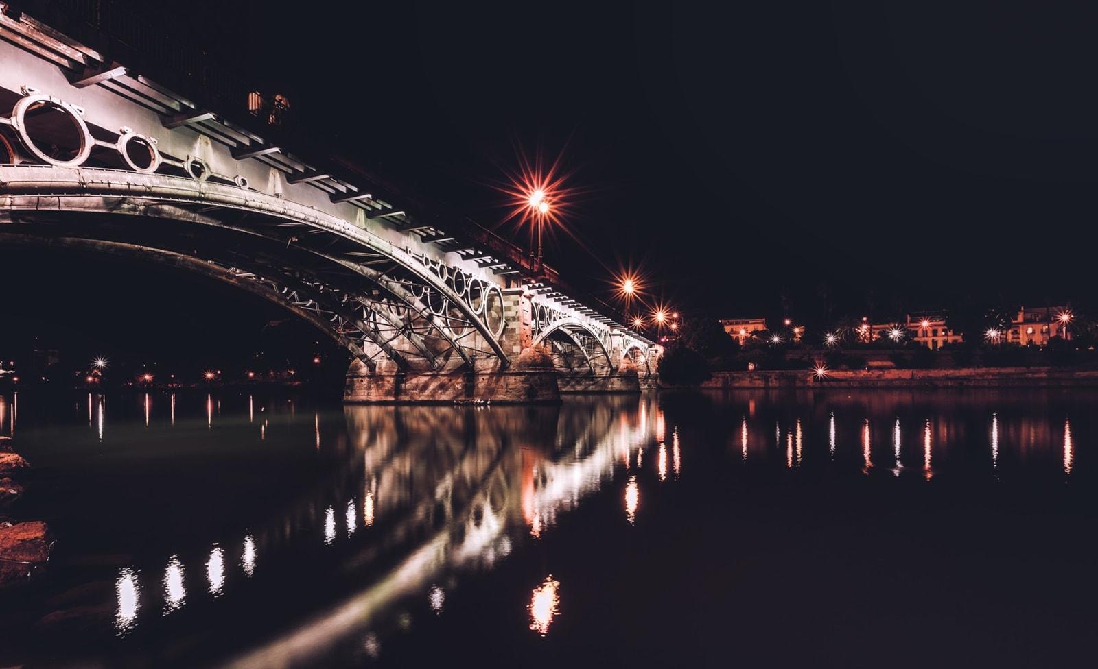 Brücke in Sevilla