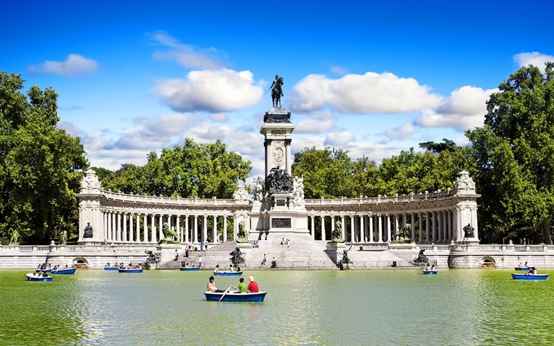 Retiro-Park-Madrid