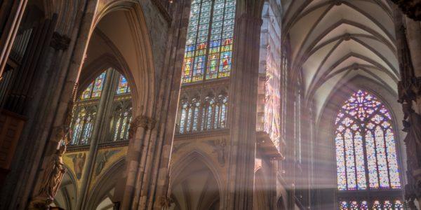 Richter Fenster im Kölner Dom
