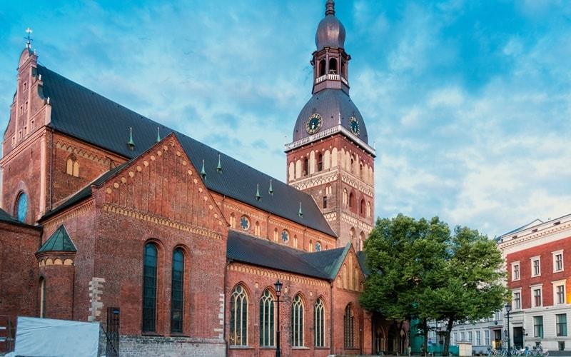 Riga-Domplatz