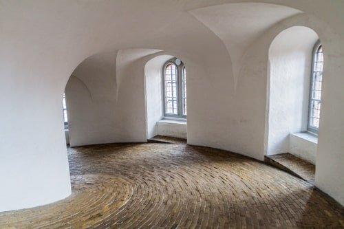 Rundetaarn Innen