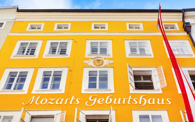 Salzburg Österreich Sehenswürdigkeiten