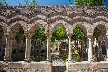 San Giovanni degli Eremiti Garten