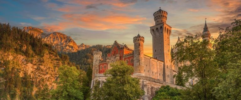 Schlösser Burgen Deutschland