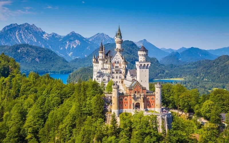 schlösser deutschland karte Die 15 schönsten Schlösser und Burgen in Deutschland   2020