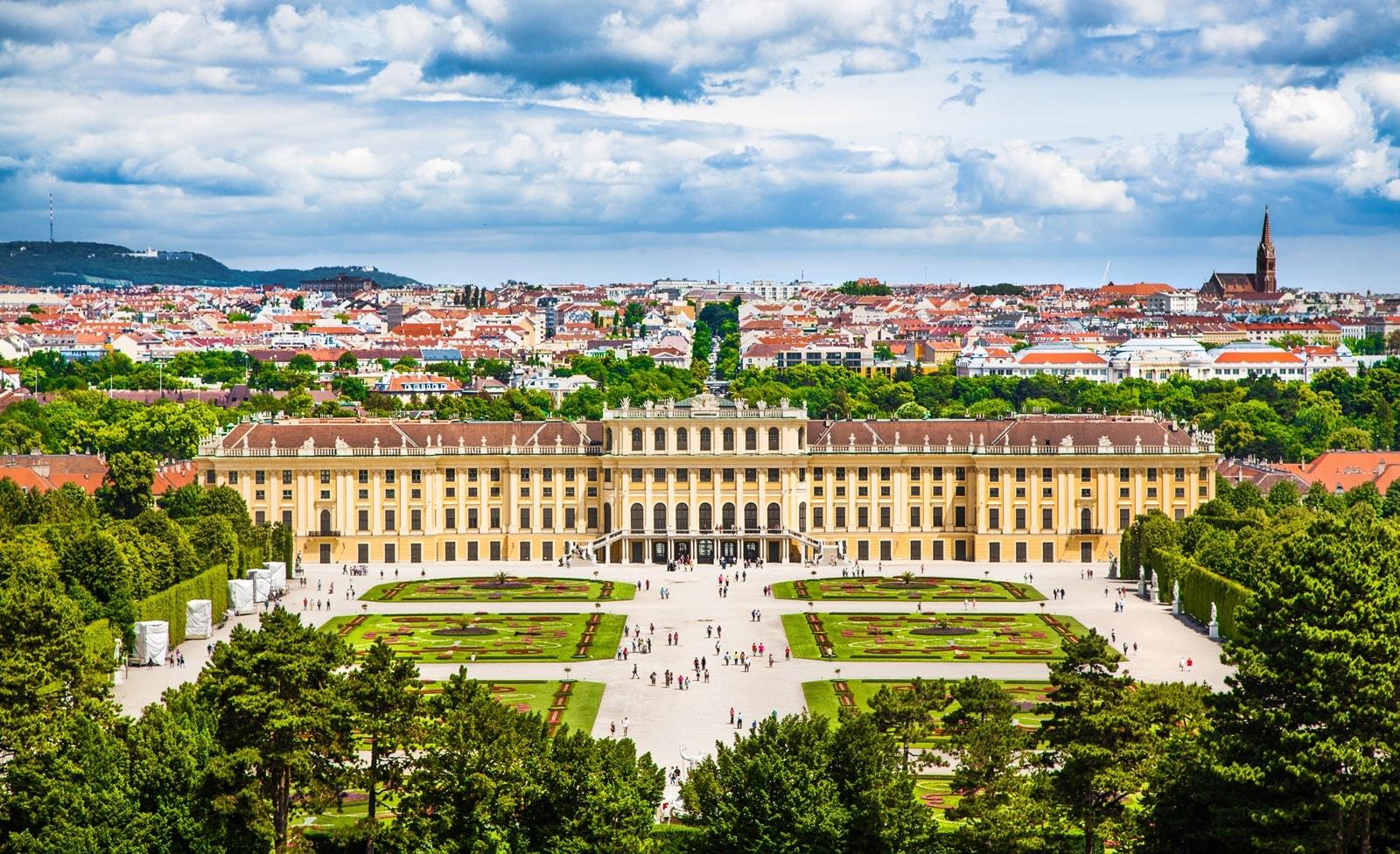 Sisi Schloss in Wien
