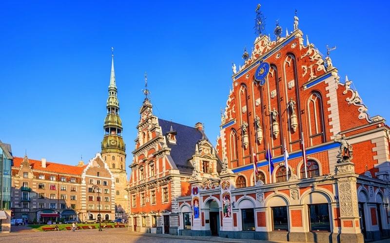 Schwarzhäupterhaus-Riga