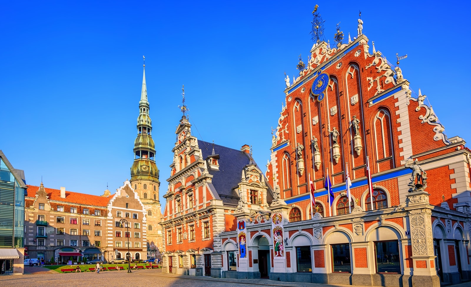 Schwarzhäupterhaus Riga