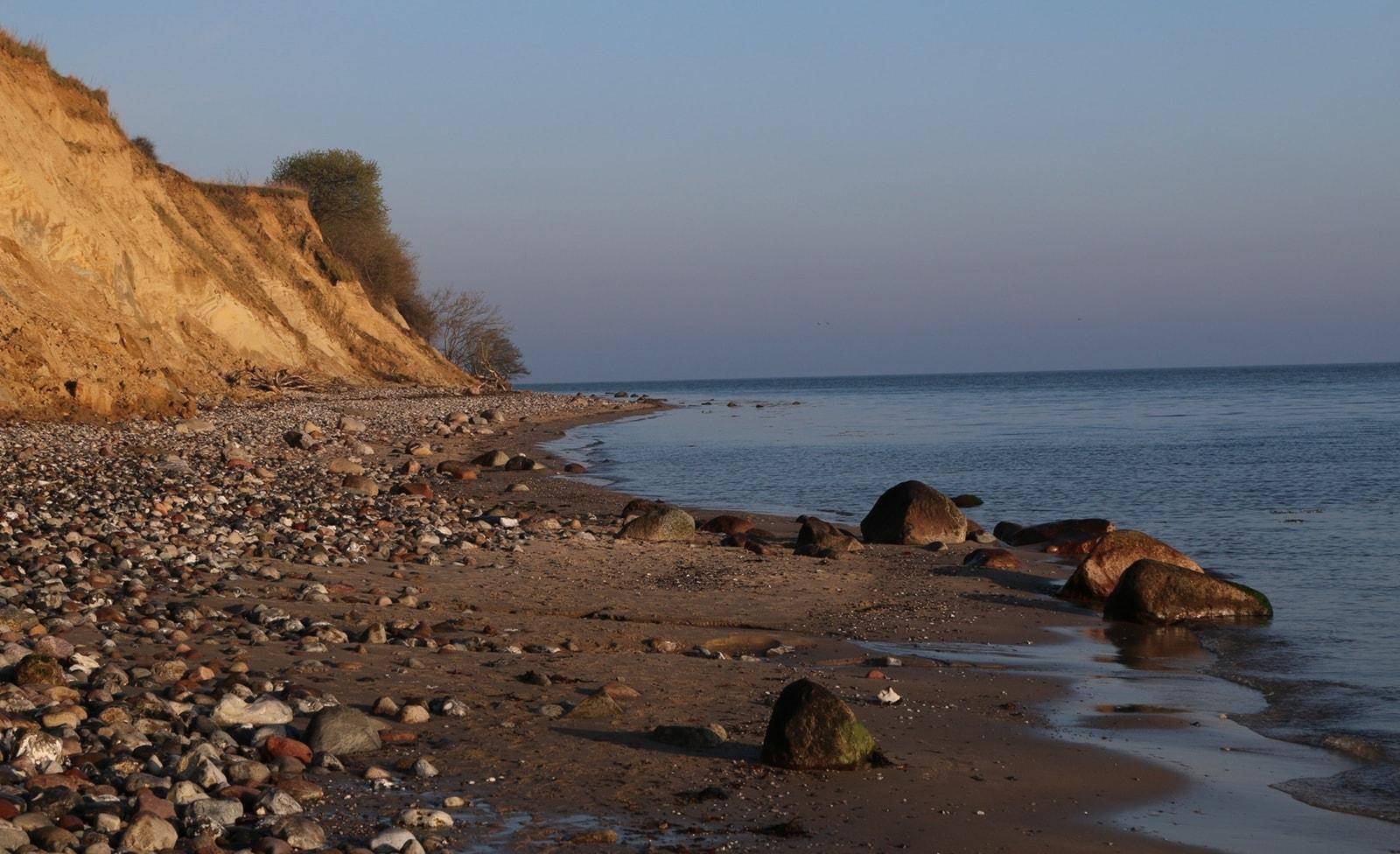 Naturstrand an der Ostsee