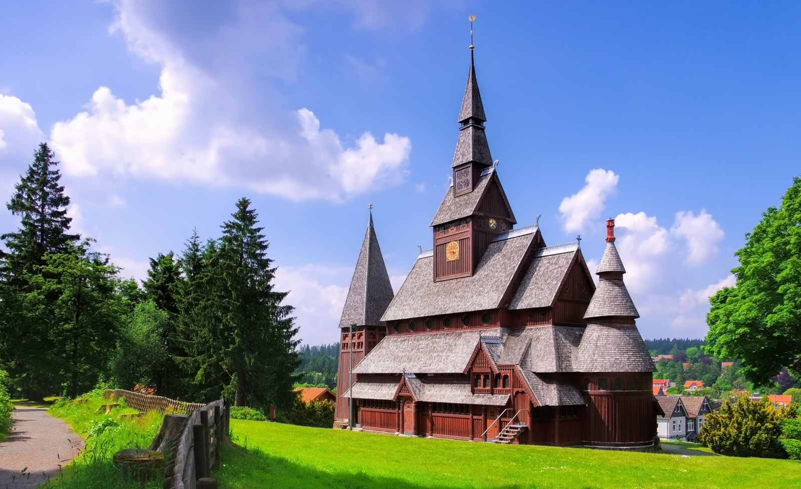 Stabkirche in Goslar