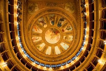 Teatro Massimo Kuppel