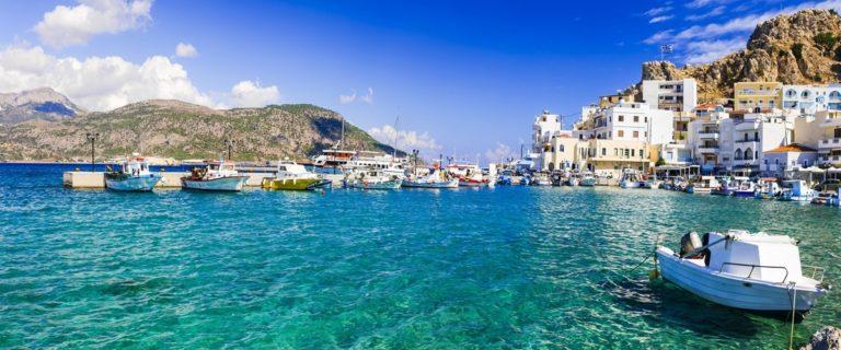 Unbekannte griechische Inseln