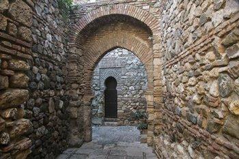 malaga alcazaba klein