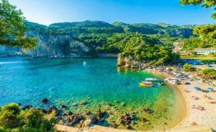 schöne griechische Inseln