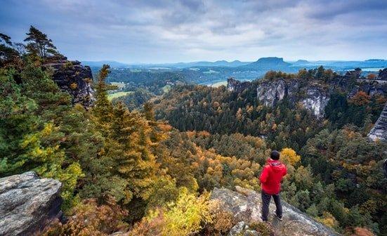 Nationalapark Sächsische Schweiz