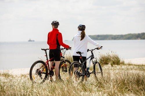 Fahrradtour Poel