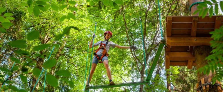 Kletterpark Deutschland