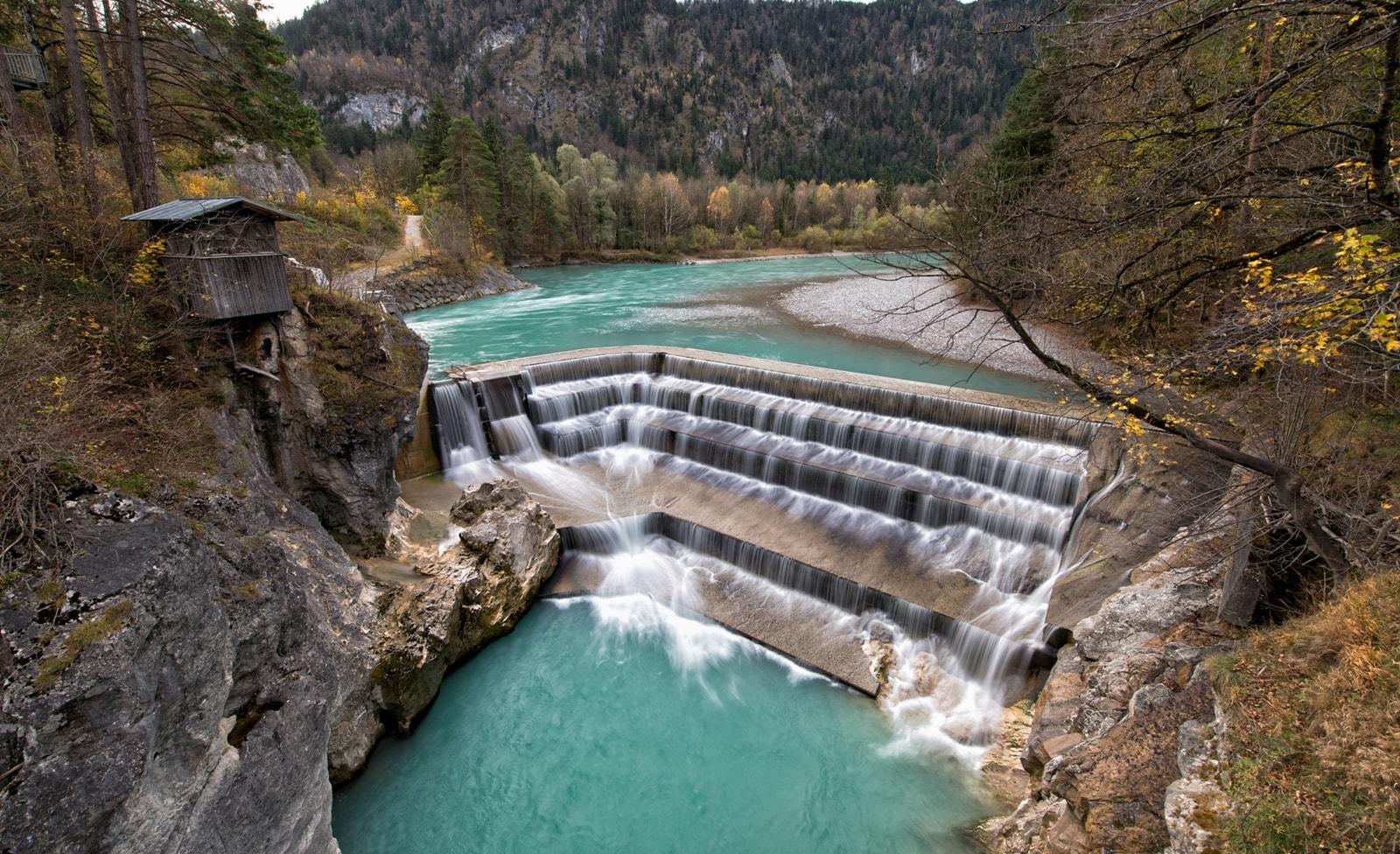 Wasserfall bei Füssen