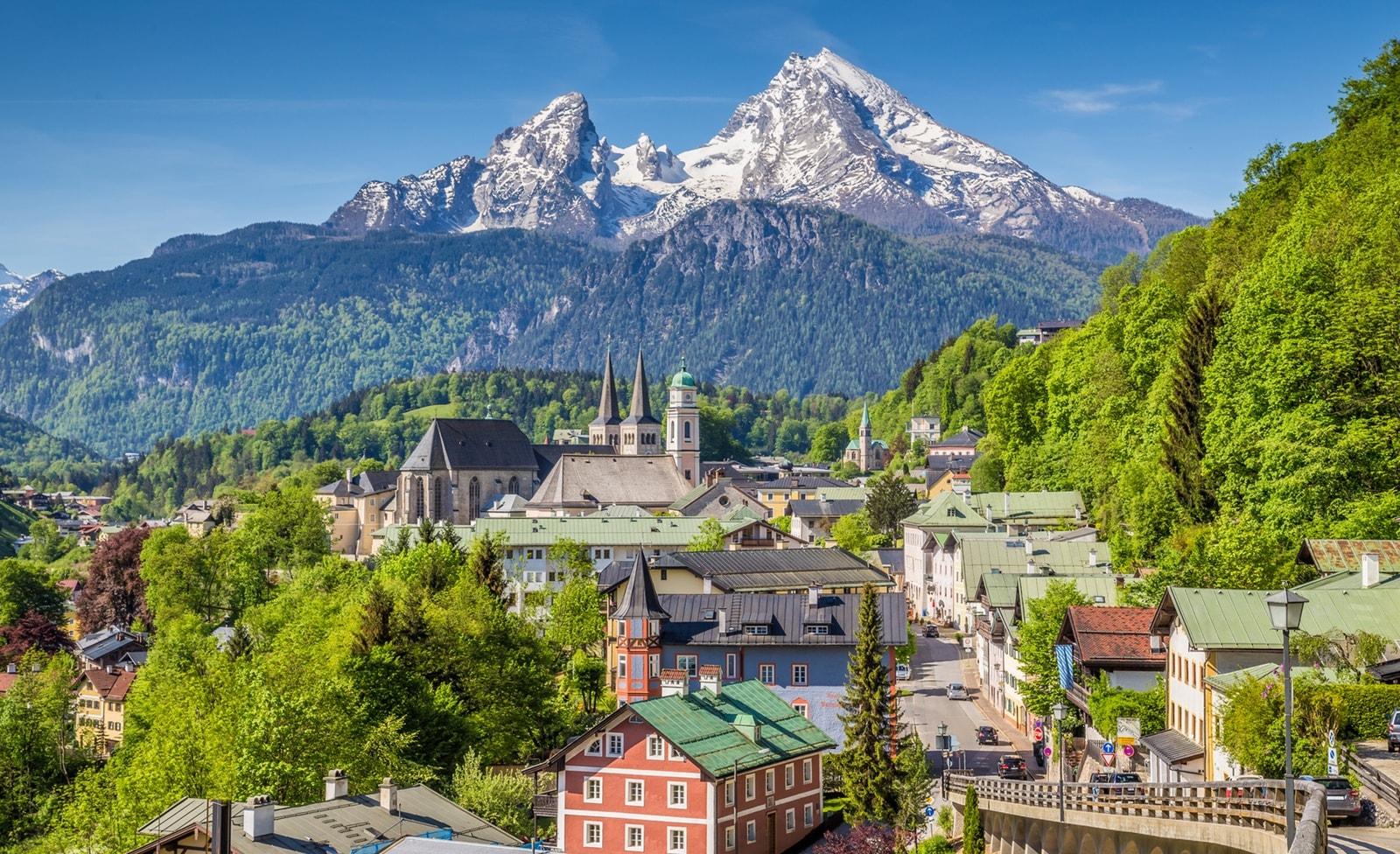 Nationalpark in Bayern