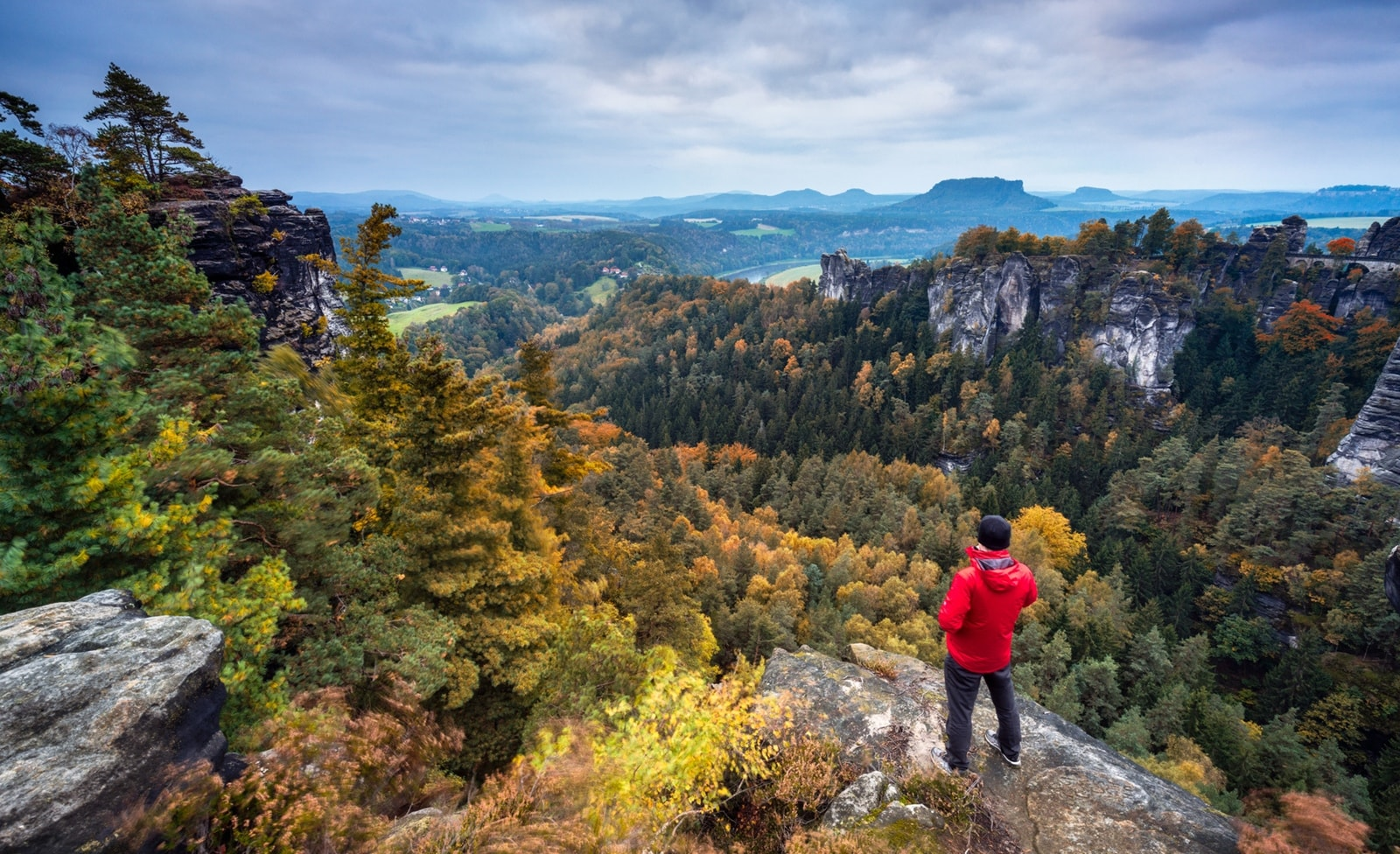 Nationalpark in Sachsen